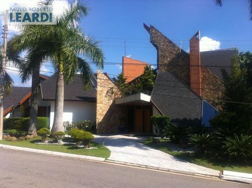 casa em condomínio alphaville residencial dois - barueri - ref: 452018