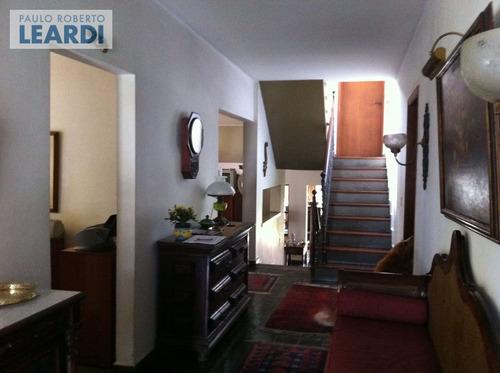 casa em condomínio alphaville residencial dois - barueri - ref: 452197