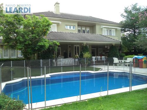 casa em condomínio alphaville residencial dois - barueri - ref: 453919