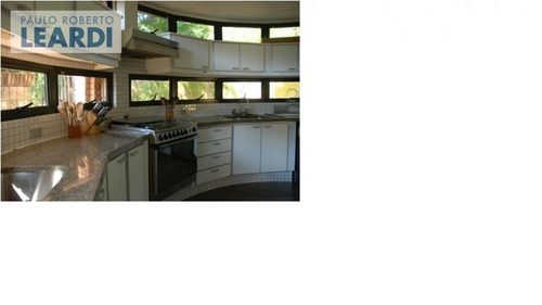 casa em condomínio alphaville residencial dois - barueri - ref: 486029