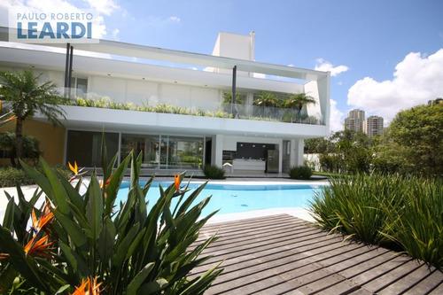 casa em condomínio alphaville residencial um - barueri - ref: 453016