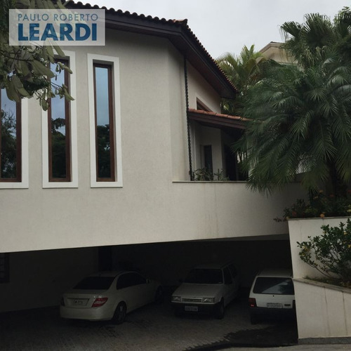 casa em condomínio alphaville residencial zero - barueri - ref: 427158