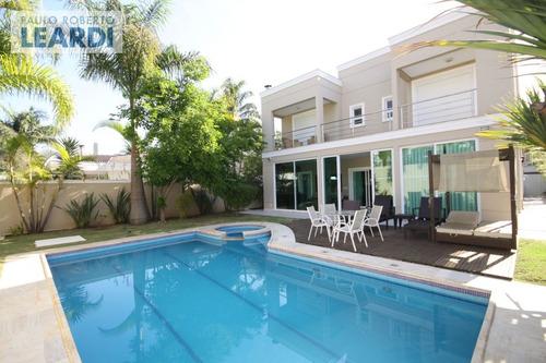 casa em condomínio alphaville residencial zero - barueri - ref: 452205