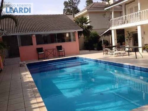 casa em condomínio alphaville - santana de parnaíba - ref: 416203