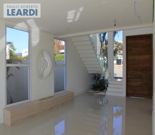 casa em condomínio alphaville - santana de parnaíba - ref: 422167