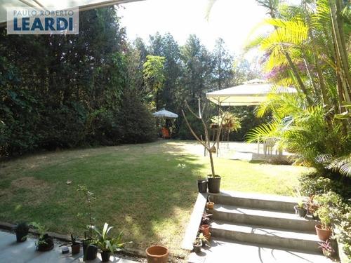casa em condomínio alphaville - santana de parnaíba - ref: 424563