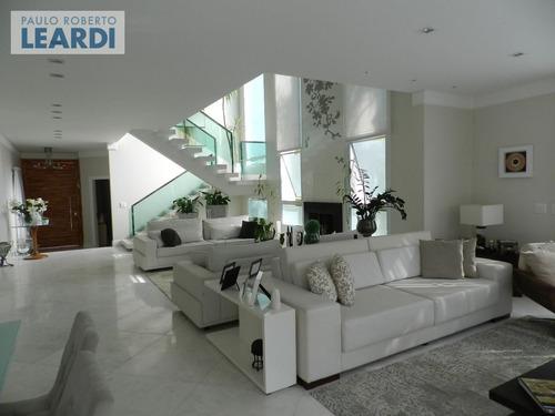 casa em condomínio alphaville - santana de parnaíba - ref: 430626