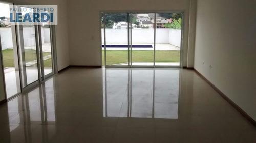 casa em condomínio alphaville - santana de parnaíba - ref: 434067