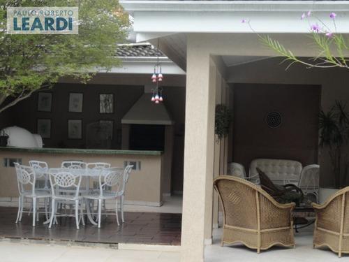 casa em condomínio alphaville - santana de parnaíba - ref: 437798