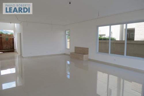 casa em condomínio alphaville - santana de parnaíba - ref: 439737