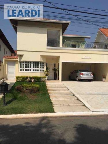 casa em condomínio alphaville - santana de parnaíba - ref: 442439