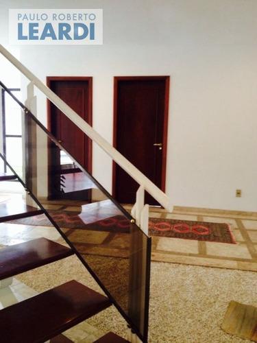 casa em condomínio alphaville - santana de parnaíba - ref: 445487