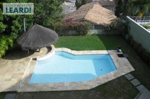 casa em condomínio alphaville - santana de parnaíba - ref: 446780