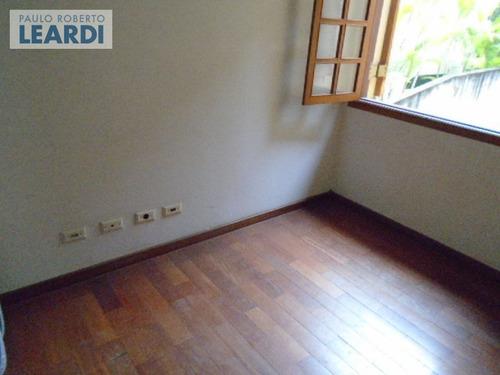 casa em condomínio alphaville - santana de parnaíba - ref: 449761
