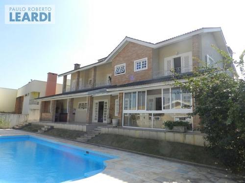 casa em condomínio alphaville - santana de parnaíba - ref: 450952