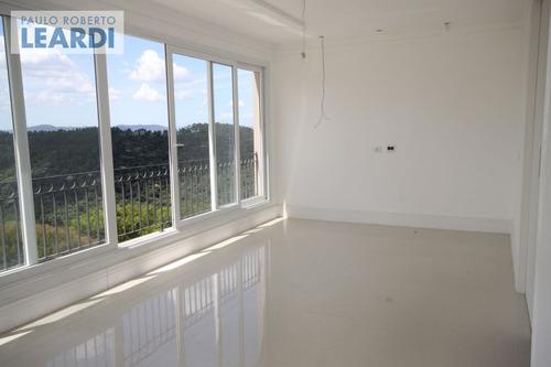 casa em condomínio alphaville - santana de parnaíba - ref: 451055