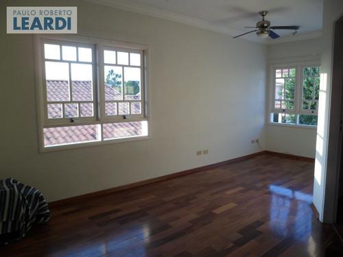 casa em condomínio alphaville - santana de parnaíba - ref: 451065