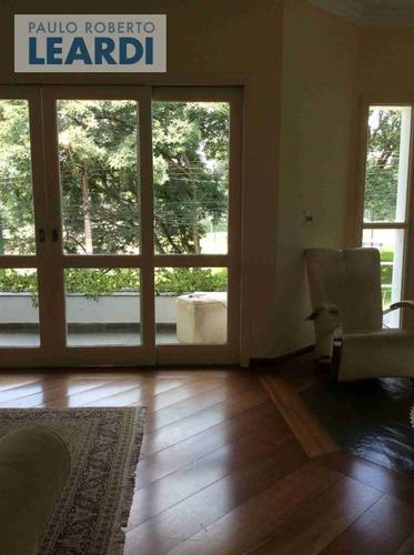 casa em condomínio alphaville - santana de parnaíba - ref: 451102