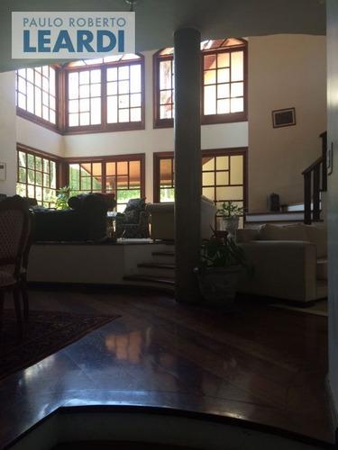 casa em condomínio alphaville - santana de parnaíba - ref: 451130