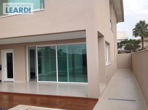 casa em condomínio alphaville - santana de parnaíba - ref: 451215