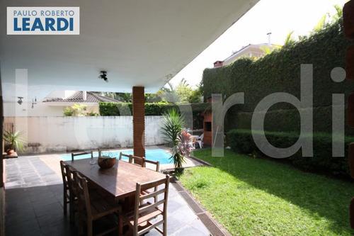 casa em condomínio alphaville - santana de parnaíba - ref: 451333
