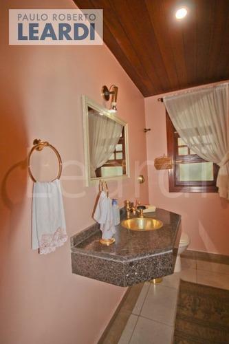 casa em condomínio alphaville - santana de parnaíba - ref: 451628