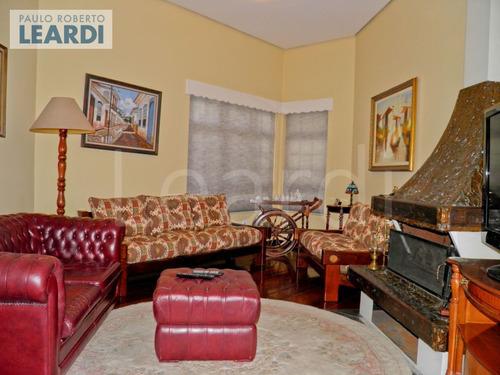 casa em condomínio alphaville - santana de parnaíba - ref: 451634