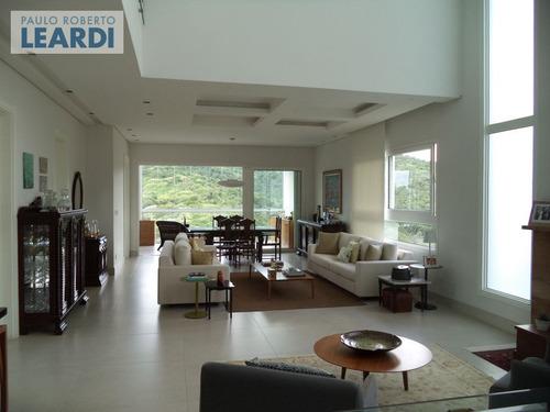 casa em condomínio alphaville - santana de parnaíba - ref: 451698