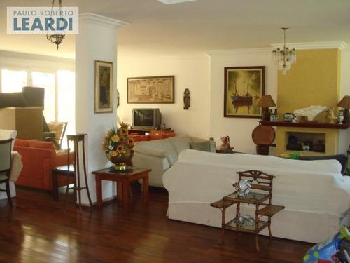 casa em condomínio alphaville - santana de parnaíba - ref: 451715