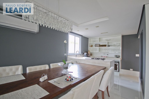 casa em condomínio alphaville - santana de parnaíba - ref: 451746