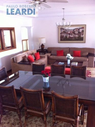 casa em condomínio alphaville - santana de parnaíba - ref: 451760