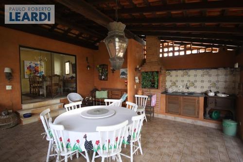 casa em condomínio alphaville - santana de parnaíba - ref: 451763