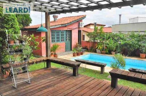 casa em condomínio alphaville - santana de parnaíba - ref: 451788