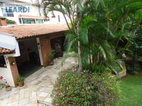 casa em condomínio alphaville - santana de parnaíba - ref: 451789
