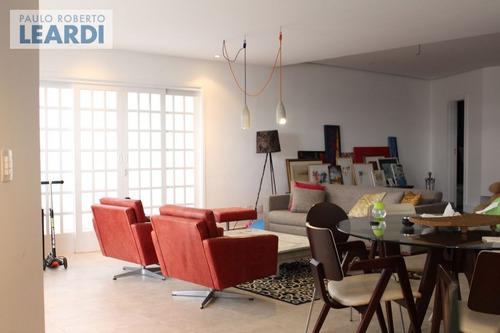 casa em condomínio alphaville - santana de parnaíba - ref: 451988
