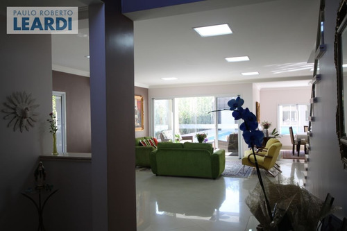casa em condomínio alphaville - santana de parnaíba - ref: 452024