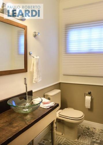 casa em condomínio alphaville - santana de parnaíba - ref: 452347