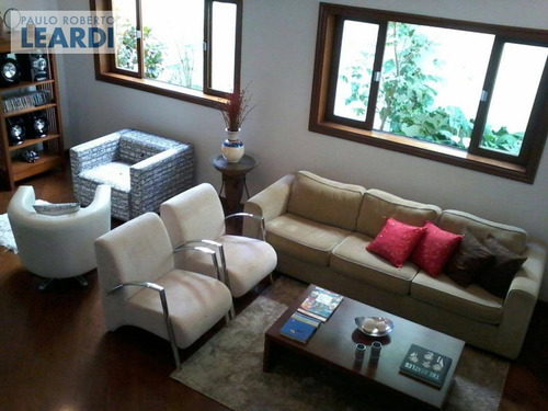 casa em condomínio alphaville - santana de parnaíba - ref: 452853