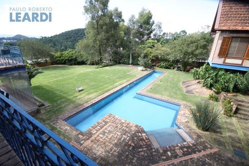 casa em condomínio alphaville - santana de parnaíba - ref: 453011