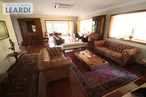 casa em condomínio alphaville - santana de parnaíba - ref: 453015
