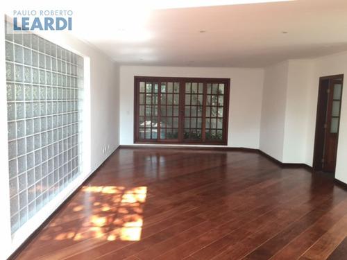 casa em condomínio alphaville - santana de parnaíba - ref: 453020