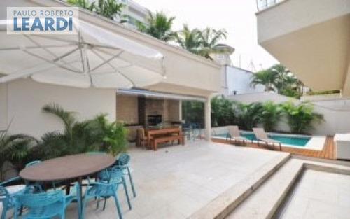 casa em condomínio alphaville - santana de parnaíba - ref: 453299