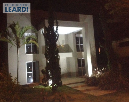 casa em condomínio alphaville - santana de parnaíba - ref: 453463