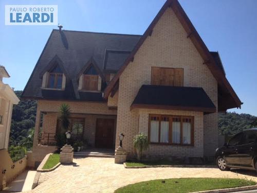 casa em condomínio alphaville - santana de parnaíba - ref: 454322