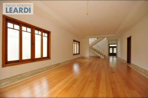 casa em condomínio alphaville - santana de parnaíba - ref: 454533