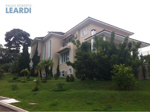 casa em condomínio alphaville - santana de parnaíba - ref: 455362
