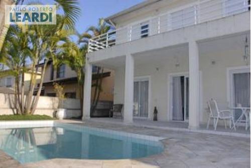 casa em condomínio alphaville - santana de parnaíba - ref: 455500