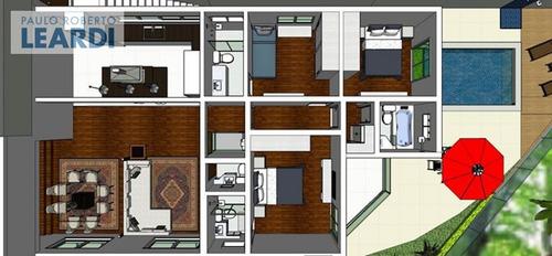 casa em condomínio alphaville - santana de parnaíba - ref: 456611