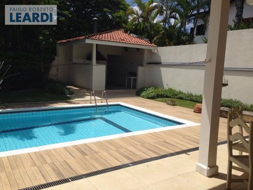 casa em condomínio alphaville - santana de parnaíba - ref: 456971