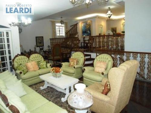 casa em condomínio alphaville - santana de parnaíba - ref: 457792